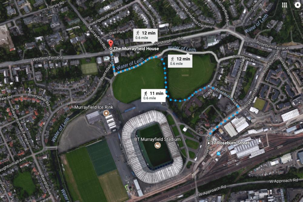 2017-10-20 11_43_12-37 Roseburn St, Edinburgh EH12 5PE to The Murrayfield House - Google Maps.png